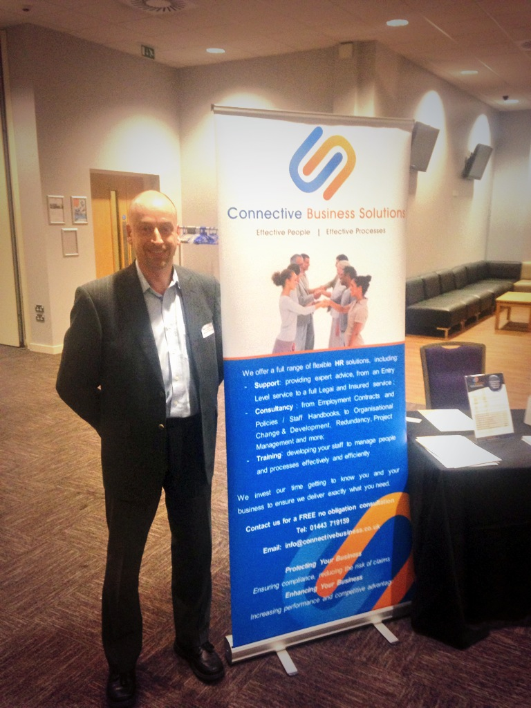 Mark Coombes of Connective Business Solutions