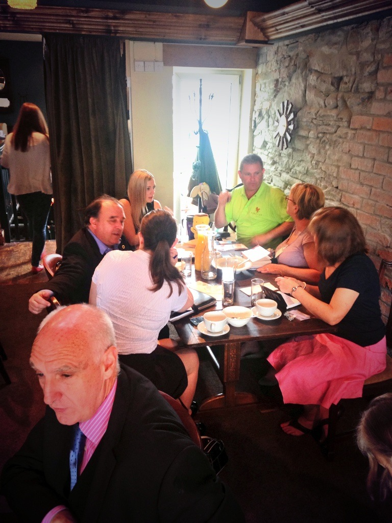 Cardiff Breakfast Networking