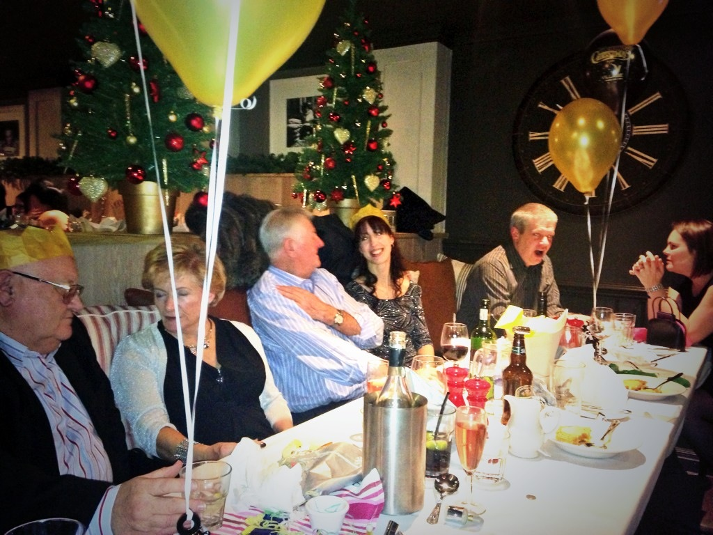 Joint Christmas Networking