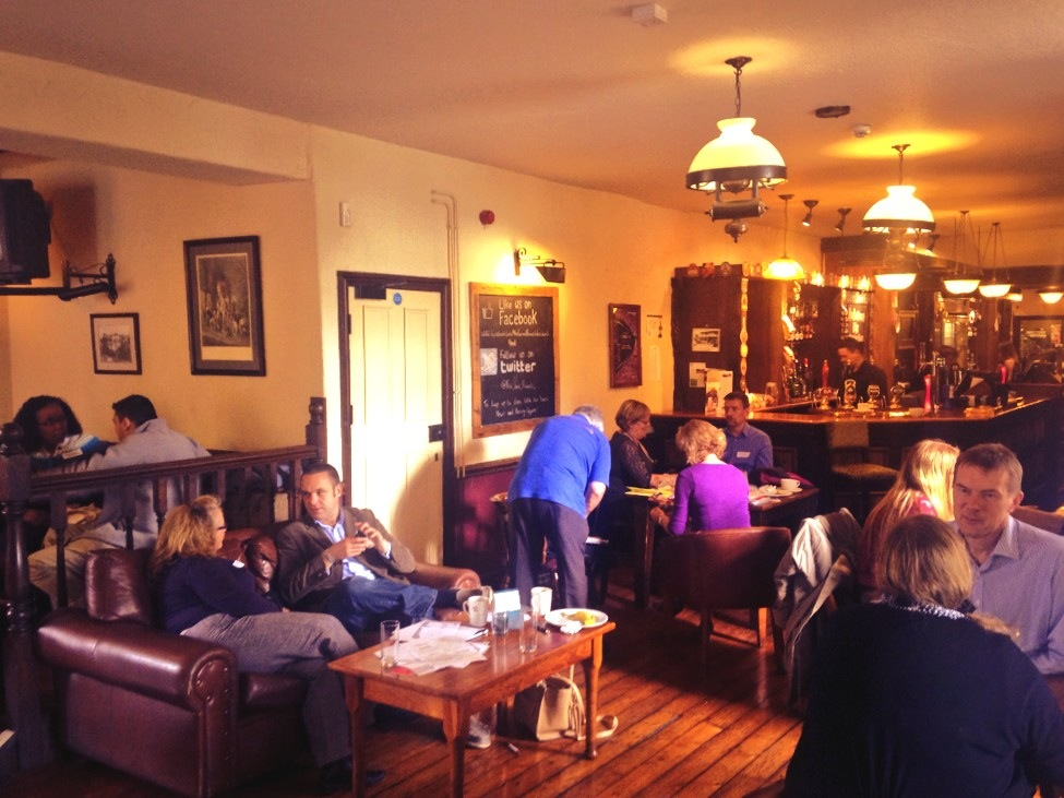 Light Lunch Networking, Whitchurch, Cardiff