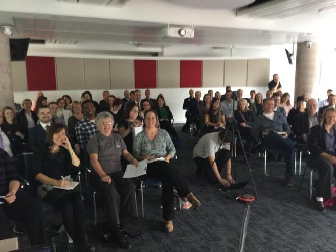 LinkedIn Seminar at Life Sciences Hub Wales