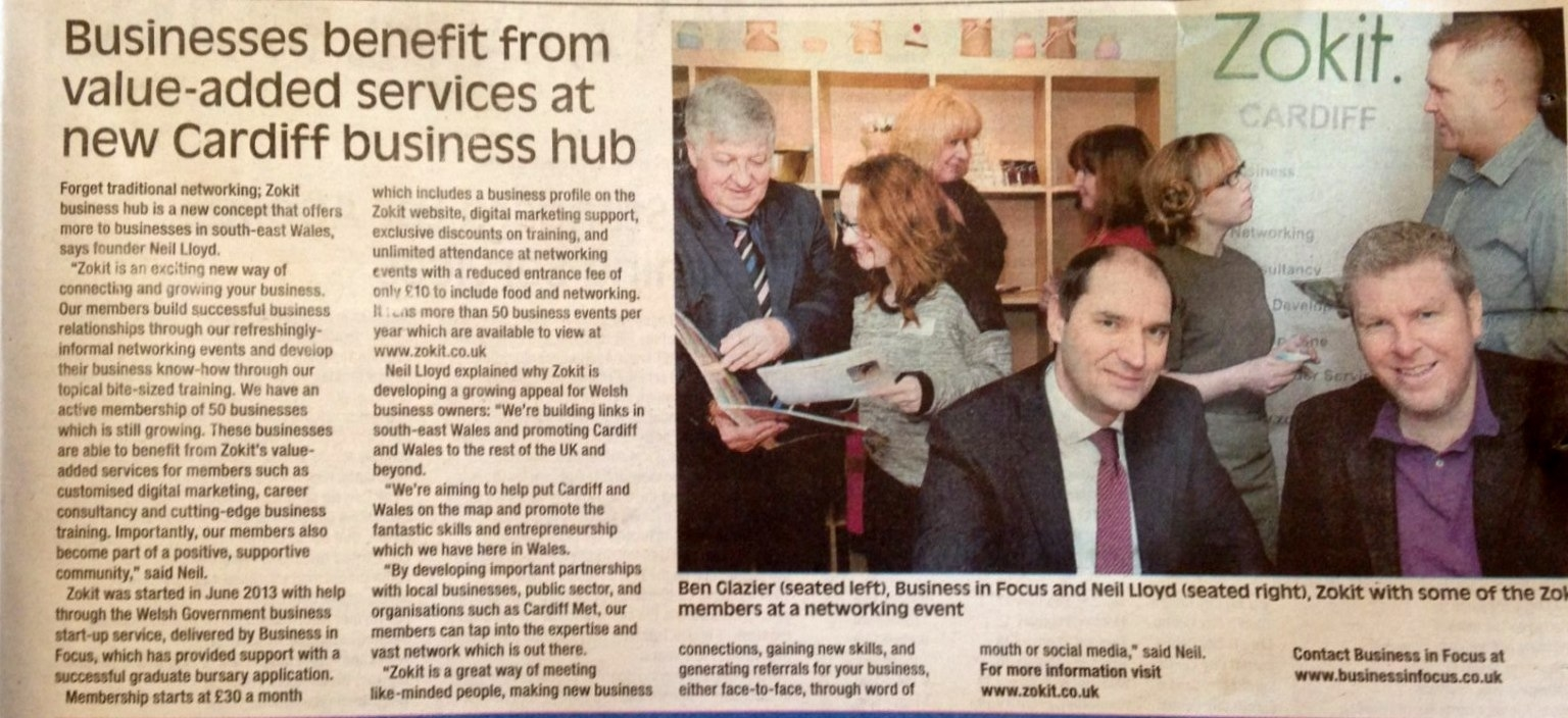 Western Mail Article