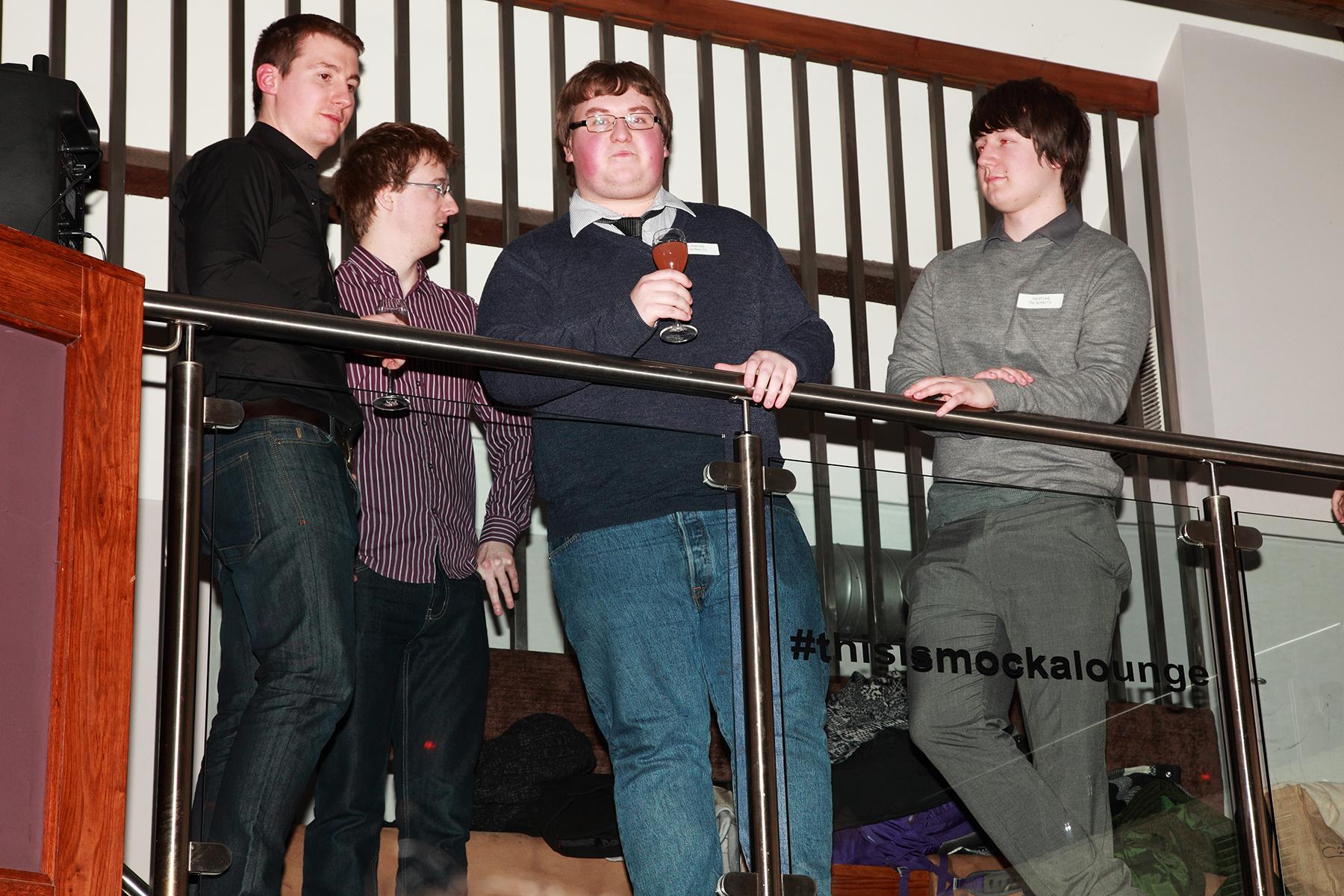 Zokit Awards Balcony