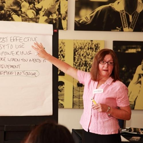 Presentation Skills with Deborah Burdett